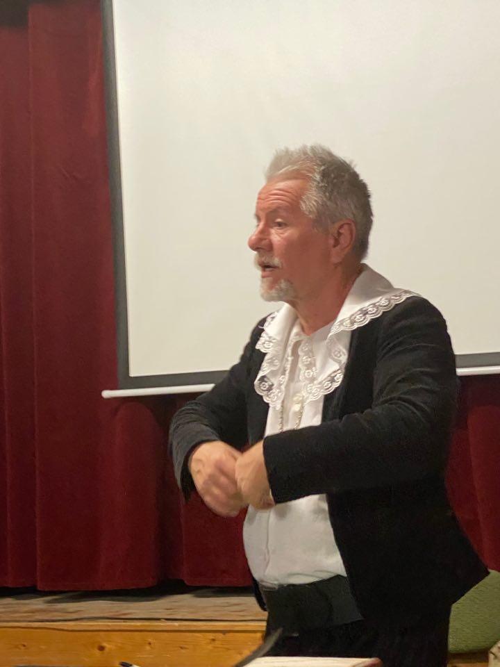 Dani Tamás amatőr csillagász előadása (2019.11.06.)